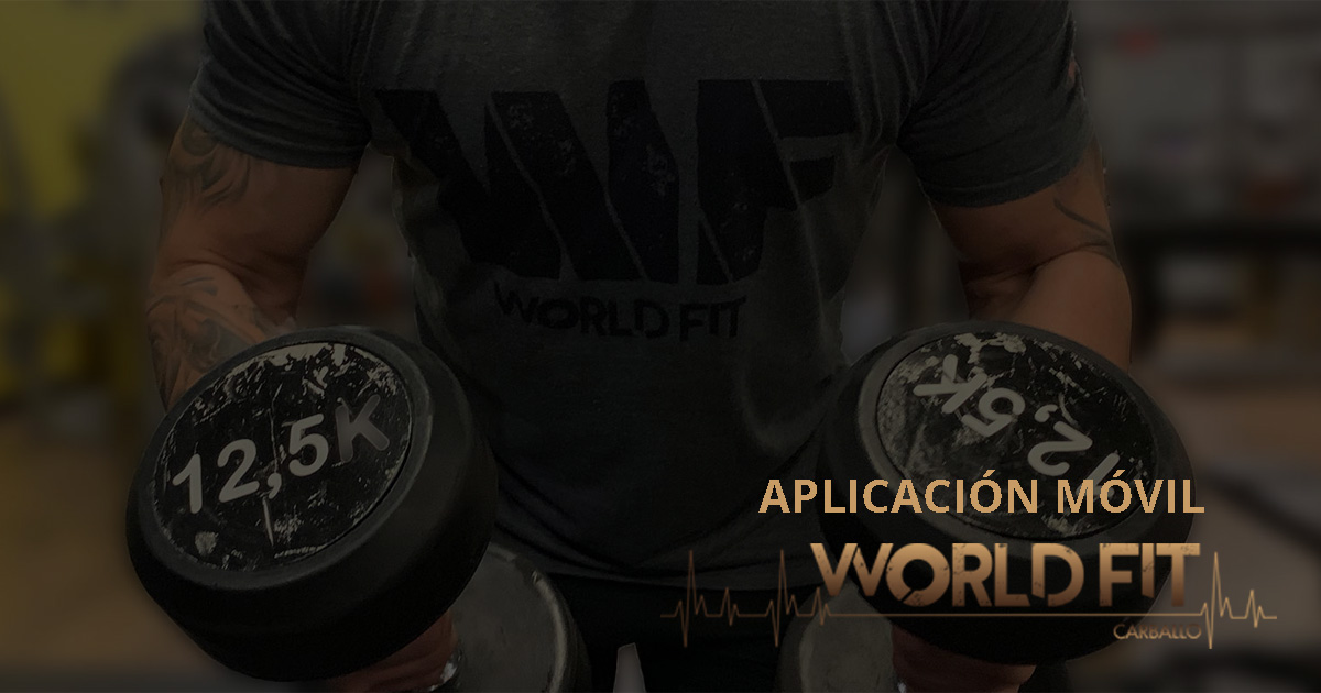 App World Fit Carballo