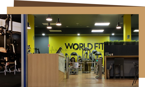 Instalaciones de World Fit Carballo