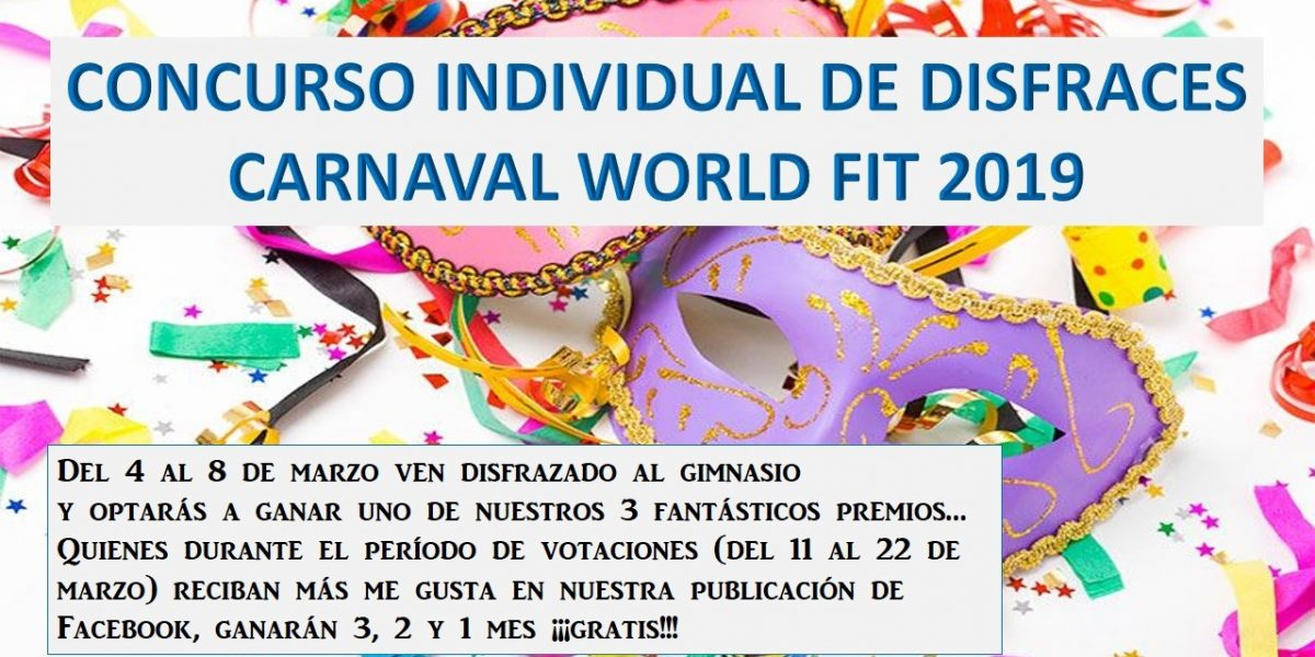 Concurso Carnaval 2019 - WEB